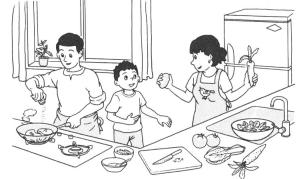 一家人温馨的句子简短 散文式的形容一家人温馨画面的句子有哪些?