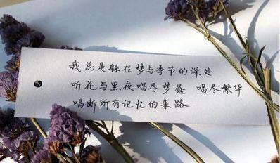 梦魇的唯美句子 描写 梦魇的句子