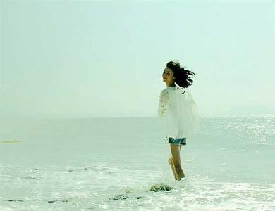 海边吹风文艺句子 关于海边渡假的唯美句子