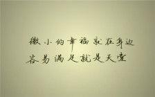 很满足现在的生活句子 有关满足的句子