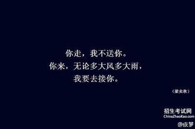 经典语句人爱情句子 经典伤感爱情句子