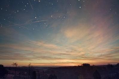 夜晚意境唯美的句子 唯美意境的句子