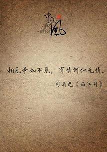 悲伤爱情的古诗句 爱情伤感古文诗句