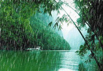 """夏天下雨凉爽的诗句 描写""""下雨过后凉爽""""的诗句有哪些?"""