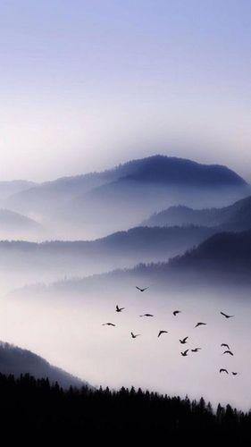 山河远阔优美句段