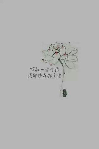 表达牵挂的唯美古风句子 唯美古风,关于表达对远方恋人思念的句子