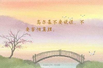 关于真理的优美句子 优美富含真理的文言文句子