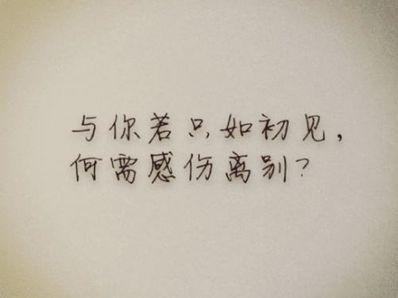 伤感难受的文艺句子 求文艺伤感的句子