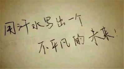 简短奋斗的句子 想几句简洁的励志句子