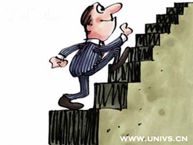 爬楼梯的幽默句子 求一些幽默的鼓励爬楼梯的标语