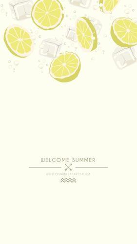 柠檬有关的小清新句子