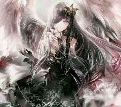 天使和恶魔唯美的句子