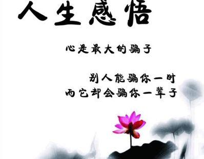 感慨人生不顺的句子 关于感慨人生不易的句子