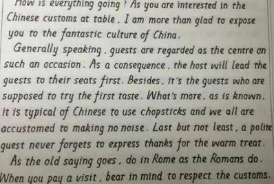 英语作文4~5句 五年级的英语作文带翻译,要4~5句 谢谢