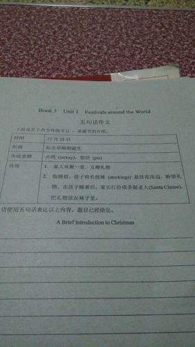 英语日记3句话5篇 7篇3句话英语日记带翻译