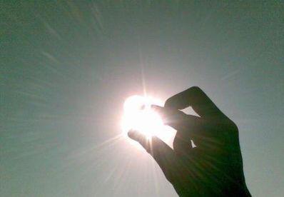 阳光形容句子 形容阳光的句子