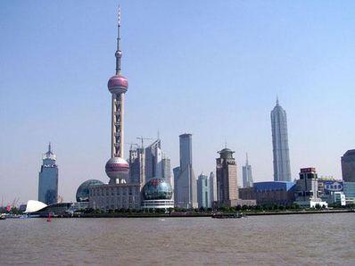 去上海外滩心情句子 求上海外滩的风景描写语句?