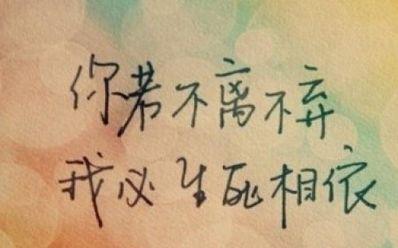 对爱情表示愧疚的句子 表达愧疚的句子