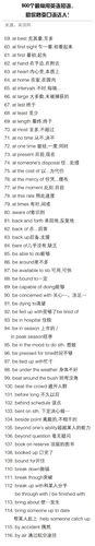 英语常用短语1000句有读音 英语常用短语