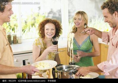 家人聚会开心发朋友圈的句子 形容很开心的话,我要发朋友圈