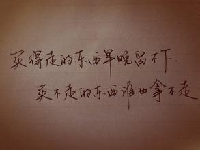 描写爱情心酸的句子 有哪些让人心酸的爱情句子?