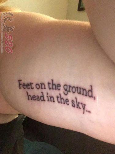 纹身爱母亲英文短句 关于爱情的纹身 英文短句