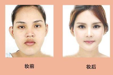 形容女子化淡妆的句子 形容女孩子本来就漂亮化点淡妆更好看的诗句