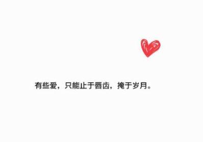 情感语录短句七字 七八字的优美爱情句子