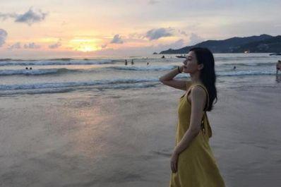 发海边的照片心情短语 关于海边的说说心情短语