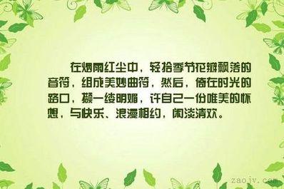 关于清欢的优美句子 林清玄的好词好句清欢