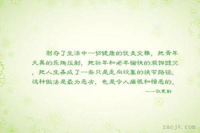 优美文雅成熟句子简短 有什么文艺又不失成熟的句子