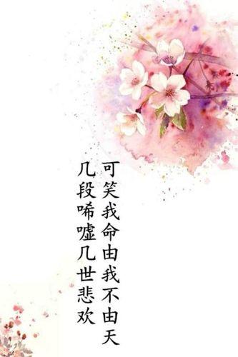 表达祝福的古风句子 形容温暖的古风句子大全