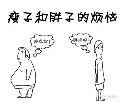 瘦子想胖的心情语句 谁能明白一个瘦子吃不胖的心情呢 ?