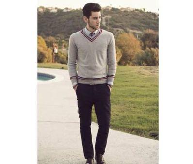 男人穿衣赞美句 赞美男人穿衣的词汇或者句子