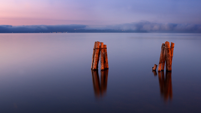 倒影水中唯美意境句子 赞美倒影的句子有哪些?