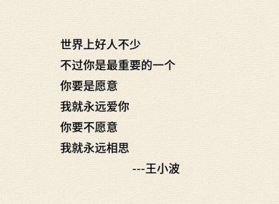 最美现代情诗短句