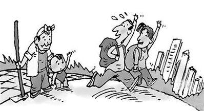 形容干农活的搞笑句子 描写乡下干农活的句子