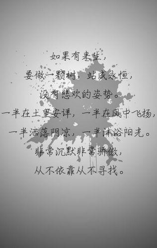 总结一个人一生的句子 一生只为一人的句子