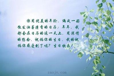 唯美祝福短句 关于友情的唯美的句子