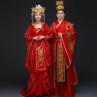 古代女子嫁衣的句子 描写古代女子嫁衣的详细句子