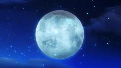 月亮和星辰的唯美句子