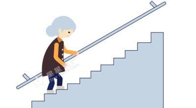 爬楼梯的幽默风趣句子 求一些幽默的鼓励爬楼梯的标语