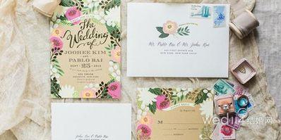 婚礼请柬的文艺句子 求婚礼请帖上的文艺语句