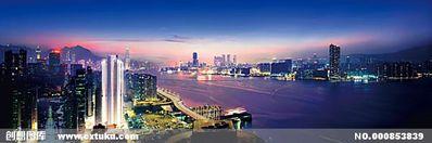 赞美夜晚城市江景的句子 描写江景的句子