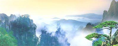 形容景色似仙境的句子 描写仙境的古风句子