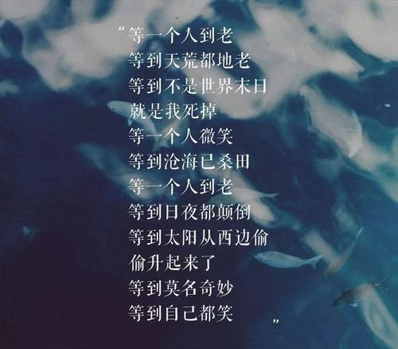 走遍世界唯美句子 唯美的句子。有意境的。