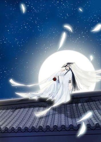 描写女子一袭白衣诗句 描写古代女子白衣的句子